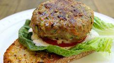 Piperatoi.gr: Μπιφτέκια λαχανικών στο φούρνο, νηστίσιμα