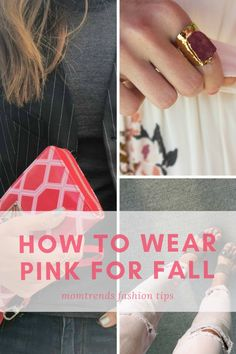 Pink Fashion Trends
