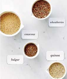 How to cook grains - Style At Home ***