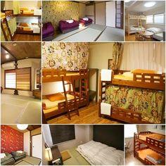 Hostel in Osaka   http://travel.kapook.com/view93945.html