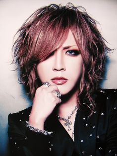 Ruki from The Gazette ~ Visual kei style