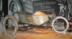 1913 Yale 7hp Bike and Sidecar
