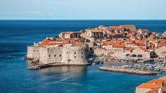 Dubrovnik is an ancient city in Croatia and is breathtakingly beautiful. What are the 6 nicest things to do in Dubrovnik? Croatia Itinerary, Croatia Travel, Hvar Croatia, Zagreb Croatia, Italy Travel, Camping Resort, Cool Places To Visit, Places To Travel, The Tourist