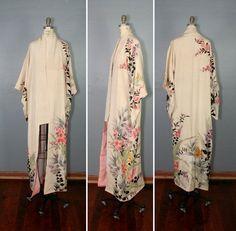 25+ trending Kimono Dressing Gown ideas on Pinterest | Kimono robe ...
