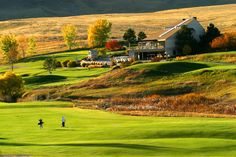 Meadows Golf Club at Foothills Park & Recreation District, in Littleton, CO, has been open for 34 years! #GolfCourseOfTheDay | Rock Bottom Golf #RockBottomGolf