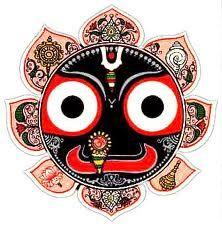 Sri Jagannatha - Lord of the Universe Krishna Leela, Krishna Radha, Hare Krishna, Rath Yatra, Lord Jagannath, Indian Folk Art, India Art, My Art Studio, Lord Vishnu