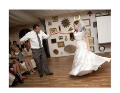 """Dad and Daughter Dance """"Brandy, you're a fine girl, what a good wife you would be"""""""