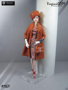 Tenue Outfit Accessoires Pour Fashion Royalty Barbie Silkstone Vintage 1369   eBay