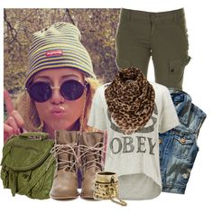 """Untitled #610"" by swaggcouture on Polyvore"
