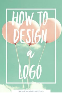 Designing a logo doesn't have to be frightening. I will show you how you can easily design a logo for free. Even if you are not a designer! |Read More| #logodesign #canva #tutorial #howtodesign #easylogo #forbeginners