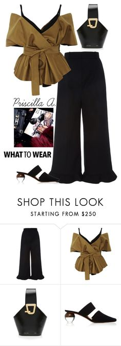 """""""Travel Korea, Day #5"""" by priscillaanakwah ❤ liked on Polyvore featuring Acler, Danse Lente, Neous and Chanel"""