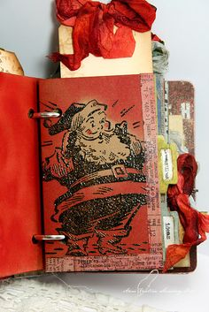 Christmas Mini album @Sue Goldberg Goldberg Hill - is this the kind of thing you were considering?
