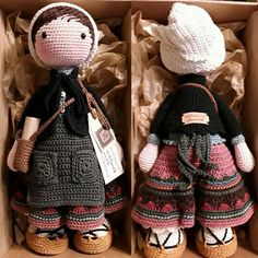 This Pin was discovered by Len Form Crochet, Easy Crochet Patterns, Amigurumi Patterns, Doll Patterns, Knitted Dolls, Crochet Dolls, Crochet Baby, Knit Crochet, Doll Crafts