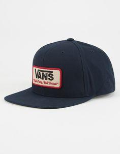 f7e858a01cc VANS Rowley Mens Snapback Hat - NAVY - VN0002T4NVY