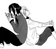 Horimiya Miyamura | Horimiya is Worth Your Time #Horimiya #Shoujo #Manga