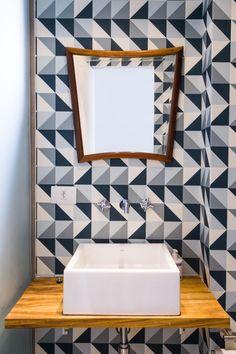 Como decorar o banheiro de um jeito criativo