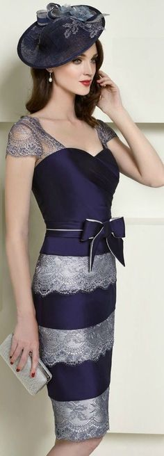 New Wedding Guest Dresses Blue Ideas Elegant Dresses, Nice Dresses, Short Dresses, Formal Dresses, Beach Dresses, Dress Outfits, Fashion Dresses, Lace Dress, Dress Up
