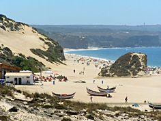 Praia de Alfarim, Portugal