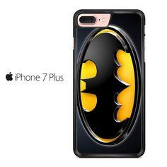 Batman Logo Shield Iphone 7 Plus Case