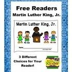 Kinder Kapers: Thinking about Martin Luther King
