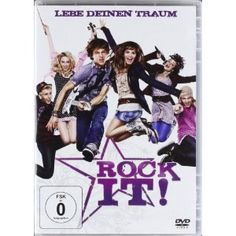 Rock It!: Amazon.de: Emilia Schüle, Daniel Axt, Maria Ehrich, Mike Marzuk: Filme & TV