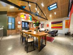 Stunning Sunday: Converted warehouse for sale in North Melbourne