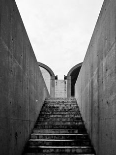 Kimbell Art museum by Louis Kahn, photo by tochungyip on flickr.   Such an amazing building!