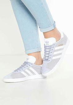 Adidas Originals Gazelle zapatillas unisex Ice púrpura Suede