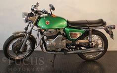 1969 BENELLI • Tornado S