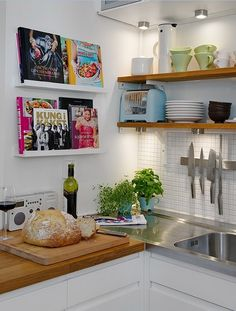 7 Genius Small Kitchens Ideas For Smarter Storage