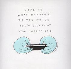 Verslaafd aan je iphone, of social media? Kelly Caresse | Afkicken van je smartphone Social minderen