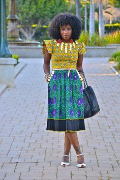 folake huntoon african dress | Wewe clothing by Folake Kuye Huntoon | CIAAFRIQUE ™ | AFRICAN ...