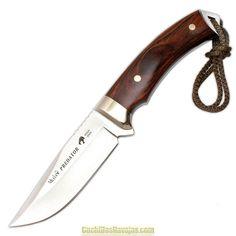 Muela knives, Argamasilla de Calatrava, Ciudad Real, España - Predator, hunting knife 14 cm.