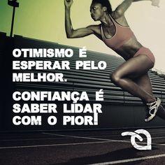 Otimismo e confiança para atacar o dia com força! #quebrelimites #vivaintensamente
