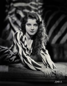 "PEGGY SHANNON (Z) (1907-1941) was an American actress who appeared on the stage & screen (1920s-30s). She began as a Ziegfeld girl (1923) before moving on to Broadway. She was signed to Paramount Pictures & groomed to replace Clara Bow as the newest ""It girl."" First film, The Secret Call (1931). She became an alcoholic later on. Her final film: Triple Justice (1940). In May 1941, Shannon died age 34 from a heart attack, brought on by alcoholism. Her husband, shot himself 3 weeks after her…"