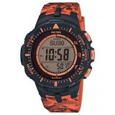 Casio Protrek Watches - Designed for Durability. Casio Protrek - Developed for Toughness Forget technicalities for a while. Let's eye a few of the finest things about the Casio Pro-Trek. Casio Protrek, Street Casual Men, Tactical Watch, Solar Watch, Elegant Watches, G Shock, Apple Watch Bands, Hats For Men, Casio Watch