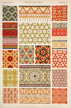 Owen Jones (arquitecto). Estudio de la Alhambra de Granada.