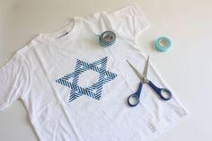 MT washi tape for yom Ha'atzmaut Israeli independance day Mt Washi Tape, Jewish Crafts, Independance Day, Hannukah, Music Class, T Shirt Diy, Art Music, Artsy Fartsy, Ideas Para