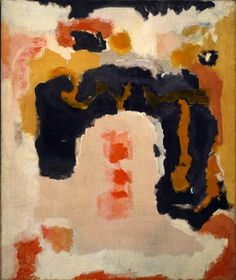 """""""Untitled,"""" 1947, Mark Rothko. Acrylic and oil on canvas, 48⅛ x 40⅛ in. (122.24 cm x 101.92 cm.) San Francisco Museum of Modern Art."""