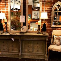 Come by we have select 20% off sales throughout the store for a limited time!#decor #furniture #downtownfranklin #homefurnishing by franklinantiquemall