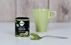 mit Matcha Morgenmüdigkeit bekämpfen – das gemahlene Grünteepulver macht dich wach, frisch und bereit für den Tag.