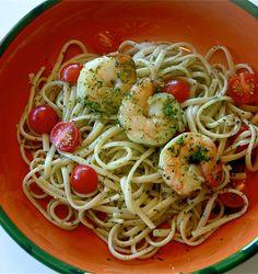 Fresh Basil Pesto Recipe #Pescatarian
