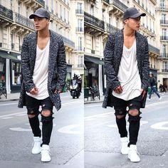 ce4151c32c6f3 7 Best Meggings images | For men, Guy fashion, Latest fashion trends