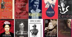 Because Women's History Month is the perfect excuse to stay in with a book.