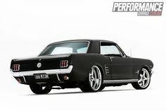CRUISER: 1966 MUSTANG COUPE | Performance Garage – V8, HI-TECH, MUSCLE, IMPORT, HOTROD, EXOTIC, RACE, CUSTOM