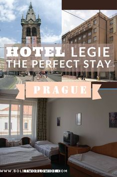 Weekend in Prague: Hotel Legie, the perfect stay - Bolet Worldwide Europe Travel Outfits, Europe Travel Guide, Travelling Tips, Travel Guides, Travel Destinations, Perfect Place, The Good Place, Weekend In Prague, Prague Hotels