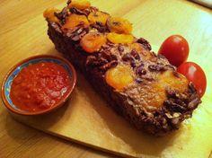 1001-nacht gehaktbrood met gember-tomatensaus