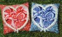 "Gallery.ru / celita - Альбом ""*****"" Cross Stitch Embroidery, Cross Stitch Patterns, Cross Stitch Flowers, Throw Pillows, Design, Ph, Roses, Watch, Gallery"