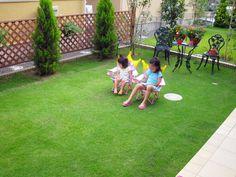 芝生の庭とガーデニング: 2014年7月