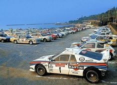 Group B in 1985 3008 Peugeot, Peugeot 205, Rc Cars, Sport Cars, Autos Rally, Rally Drivers, Rally Raid, Gilles Villeneuve, Martini Racing